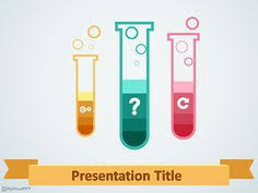 free science lab powerpoint template lab week pinterest