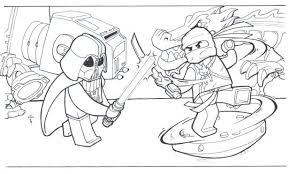 lego ninjago coloring pages jay ninjas printable color sheet
