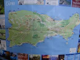 Capri Italy Map by Tourist Office Marina Grande Capri Italy Top Tips Before You