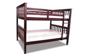 Wooden DoubleDouble Archives Furtado Furniture - Double double bunk bed