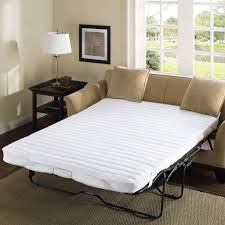 Sofa With Bed Pull Out Pull Out Couch Bed With White Mattress Replacement And Brown