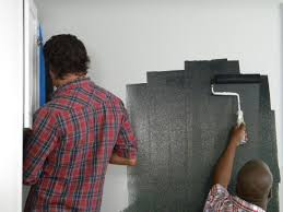 how to paint a kitchen chalkboard wall how tos diy clean paint brushes