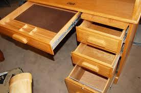 Diy Desk Drawer From Antique To Chic Roll Top Desk Diy Juvenile Design
