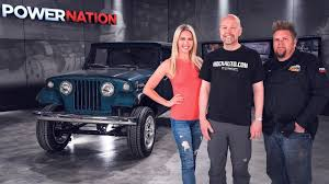 willys jeepster commando rockauto com jeepster commando powernation 2017 week 34 youtube