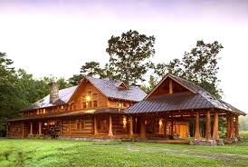 cabin style home plans ranch style log home plans log home mansions log cabin ranch style