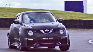 purple nissan juke 2016 juke r 2 0 600 hp high speed test drive at silverstone