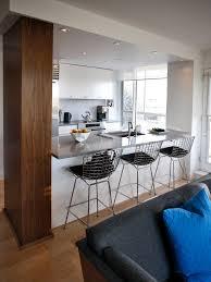 configurer cuisine ah une cuisine qui donne sur un salon avec l îlot très comme