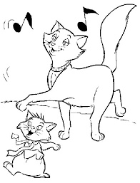 printable 24 aristocat coloring pages 4842 aristocat coloring