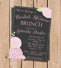 wedding shower brunch invitations bridal shower invitations vintage bridal shower invitations my