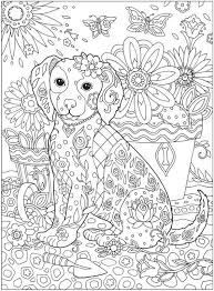 95 dog drawings images coloring books