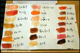 1182 best watercolor color palettes u0026 mixes images on pinterest