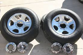 Ford F350 Truck Wheels - ford f350 f250 superduty 4x4 stock oem wheels 18