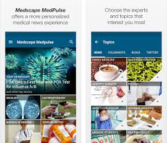medscape apk medscape medpulse apk version 1 1 2 medscape