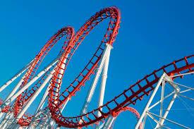 top 5 most theme park rides
