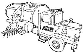 jet truck coloring page fresh water semi truck coloring page download print online