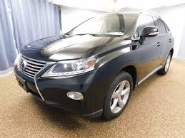 lexus 3rd row crossover 2015 used lexus rx 350 awd 4dr at north coast auto mall serving