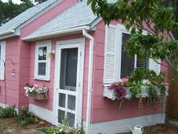 Small Cottages by Chesapeake Bay Sandy Beach Pink Cottage Homeaway Cape Charles