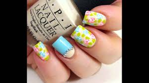 nail art spring nail art designs for beginners videos pictures