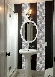 Mirrored Bathroom Wall Tiles - ellipse seashell tile kitchen backsplash bathroom wall tiles st067