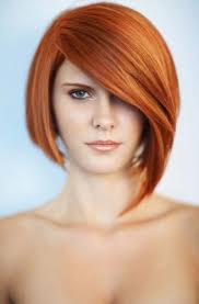 easy to maintain bob hairstyles bright and alluring copper hair color easy to maintain with regular