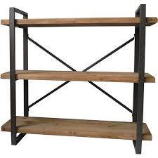 aurelle home industrial and rustic farmhouse metal 3 tiered