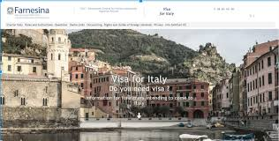 How to apply for italy schengen visa from chicago illinois