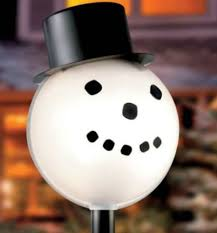 Christmas Decorations For Outdoor Lamp Post by Tis Your Season Snowman Lamp Post Light Cover Outdoor Christmas