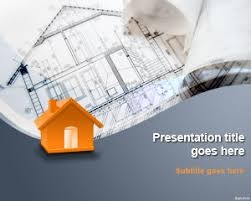 free architect powerpoint templates