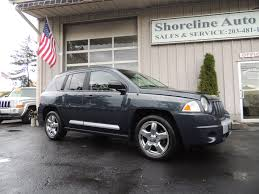 2007 jeep compass limited edition shoreline auto sales