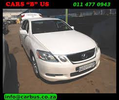 lexus co za used lexus gs 300 a t for sale in roodepoort gauteng