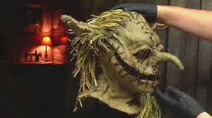goblin scarecrow mask by grim stitch factory youtube