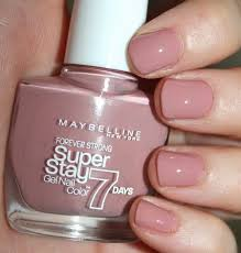 maybelline superstay 7 day gel nail polish uptown blue
