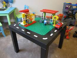 duplo table with chairs diy duplo table my lil man pinterest duplo table