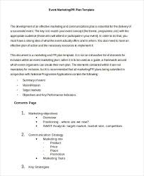 marketing plan template 20 free word excel pdf ppt documents