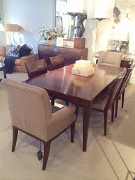 clearance baker furniture bill sofield cheval dining table and