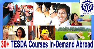 30 tesda courses in demand abroad study these courses to find