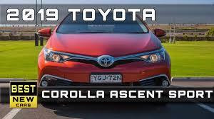 toyota corolla ascent sport price 2019 toyota corolla ascent sport release dates and prices