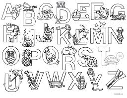 classroom freebies color me alphabet poster alphabet to color in
