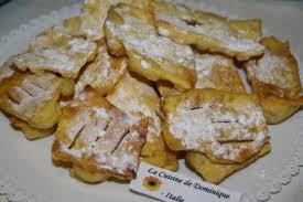 la cuisine des italiens beignets italiens crostoli crustoli chiacchiere la cuisine