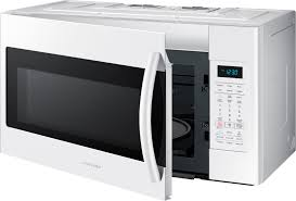 samsung 1 8 cu ft over the range microwave with sensor cooking