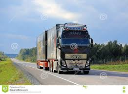 volvo fh 2016 price volvo fh16 show truck ace of spades trucking along highway