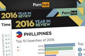 philippines makes it to top 15 list of countries visiting pornhub