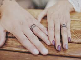 55 wedding ring tattoo designs u0026 meanings true commitment 2018