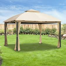 Patio Gazebo 10 X 12 by Ocean State Job Lot Gazebo Replacement Canopy Cover Garden Winds
