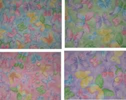 butterfly curtains etsy
