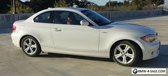bmw 1 series 3 door for sale 2013 bmw 1 series 2 door coupe for sale in united states