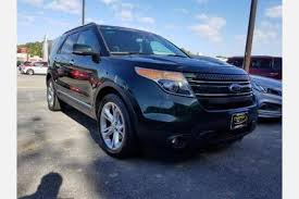 2013 ford explorer reliability used ford explorer for sale in chattanooga tn edmunds