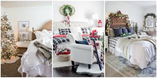 How To Decorate Your Kitchen by Christmas Bedroom Decorating Ideas Farmhouse Christmas Decorations