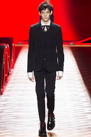 dior homme fall 2016 menswear collection high fashion living