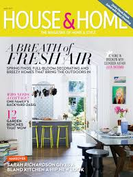 House And Home Magazine by House U0026 Home Magazine May 2017 Edition Texture Unlimited